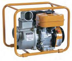 Бензиновые мотопомпы для сильнозагрязненных вод - PTX320ST